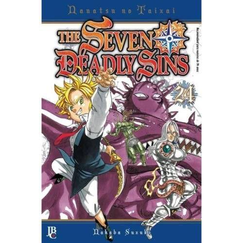 The Seven Deadly Sins - Volume 24