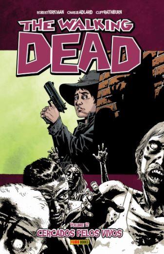The Walking Dead: Cercados pelos vivos - Volume 12