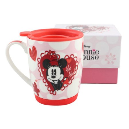 Caneca Térmica - Minnie Mouse