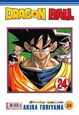 Dragon Ball  - Edição 24