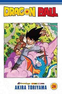Dragon Ball  - Edição 26