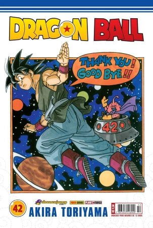 Dragon Ball  - Edição 42