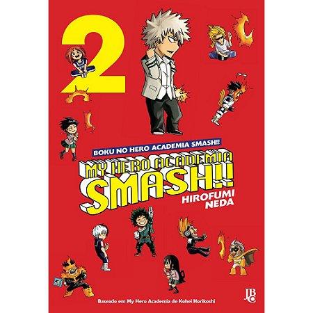 My Hero Academia Smash - Edição 2