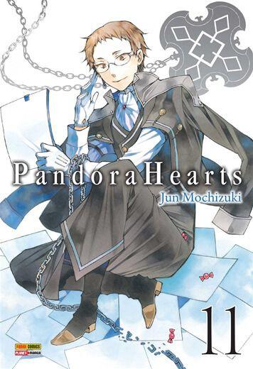 Pandora Hearts  - Edição 11