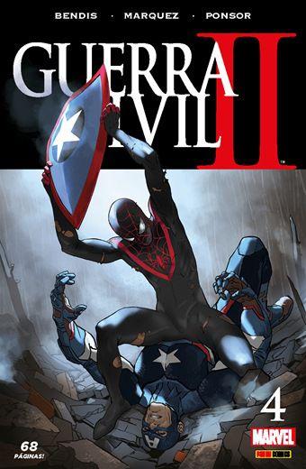 Guerra Civil II - Edição 4