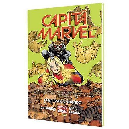 Capitã Marvel: Permaneça Voando