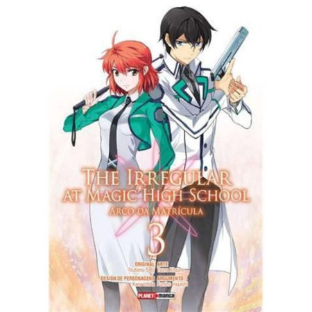 The Irregular at Magic High School - Edição 03