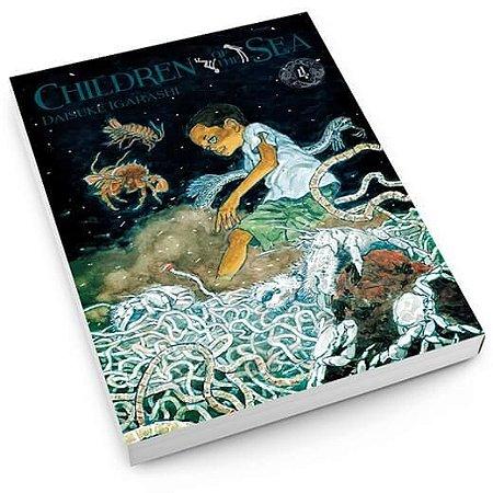 Children of the Sea - Edição 4