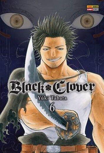 Black Clover - Edição 6
