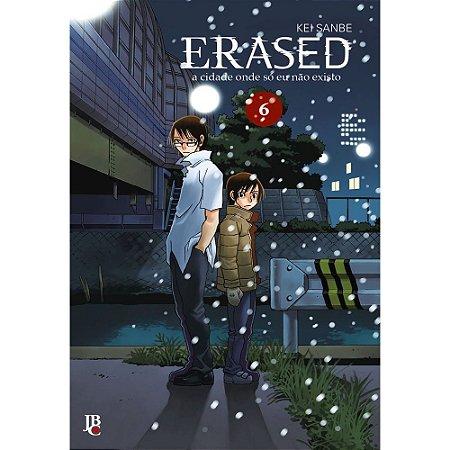 Erased - Volume 6