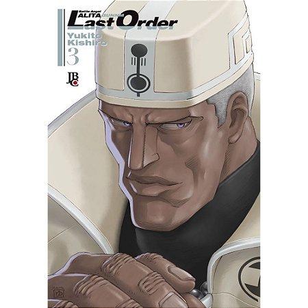 Battle Angel Alita - Last Order:  Volume 3