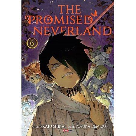 The Promised Neverland - Edição 6