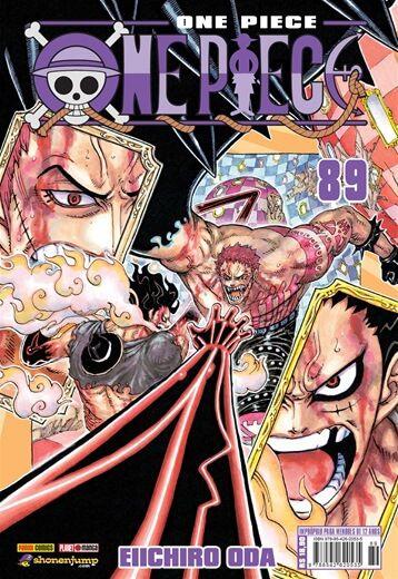 One Piece - Edição 89