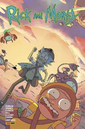 Rick and Morty - Volume 3