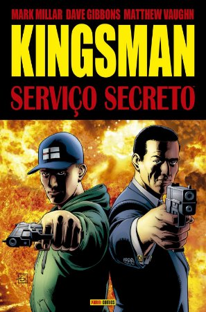 Kingsman: Serviço Secreto -  Volume 1