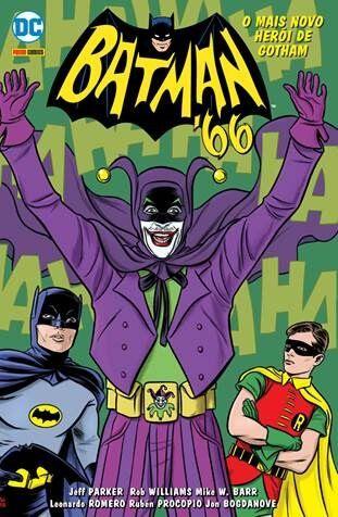 Batman '66 - O Mais Novo Herói de Gotham