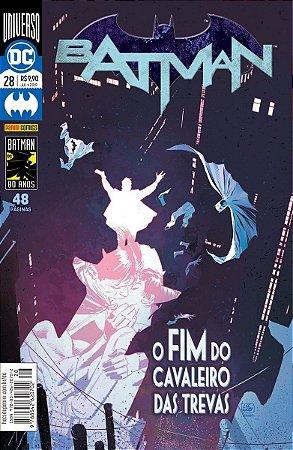 Batman:  O Fim do Cavaleiro das Trevas - Edição 28