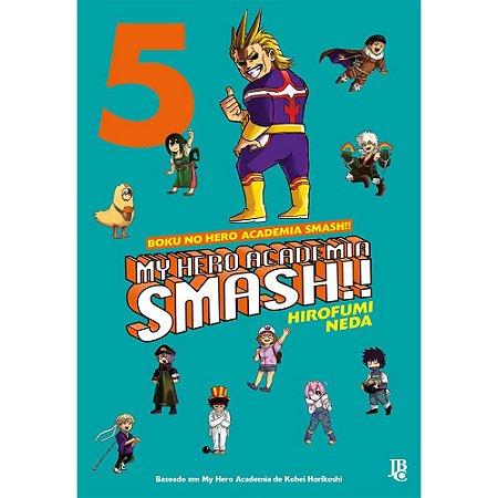 My Hero Academia Smash - Edição 5