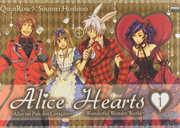 Alice Hearts - Volume 1