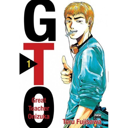 GTO - Great Theacher Onizuka - Volume 01