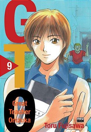 GTO - Great Theacher Onizuka - Volume 09