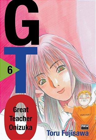 GTO - Great Theacher Onizuka - Volume 06