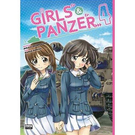 Girls and Panzer - Volume 04