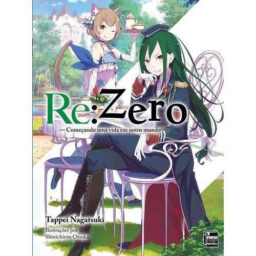 Re:Zero: Começando uma Vida em Outro Mundo - Volume 05