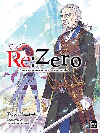 Re:Zero: Começando uma Vida em Outro Mundo - Volume 07