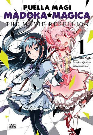 Madoka Magica: The Movie Rebellion - Volume 01