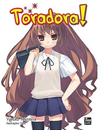 Toradora! - Livro 03