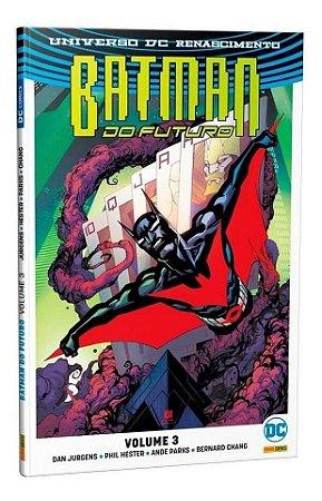Batman do Futuro -  Volume 3