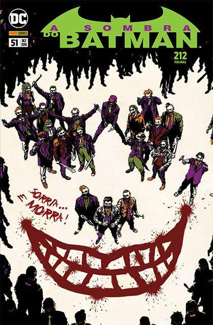 A Sombra do Batman: edição 51