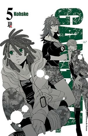 Gangsta - Volume 05