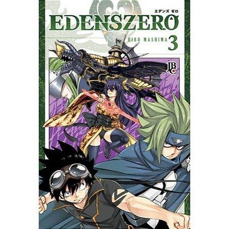 Edens Zero - Edição 03