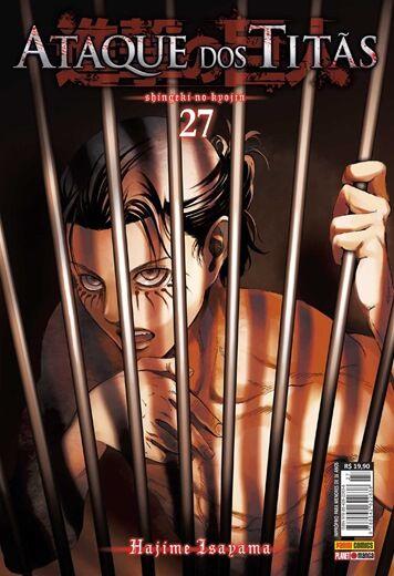 Ataque dos Titãs - Edição 27