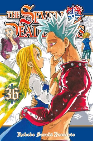 The Seven Deadly Sins - Volume 36