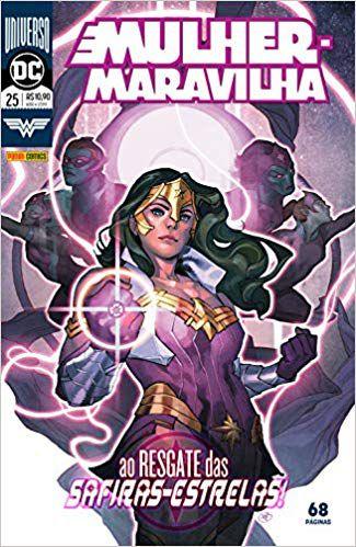 Mulher Maravilha - Volume 25