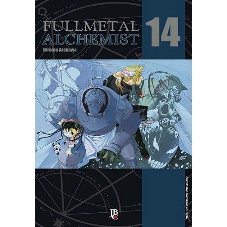 Fullmetal Alchemist - Especial - Volume 14