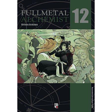 Fullmetal Alchemist - Especial - Volume 12