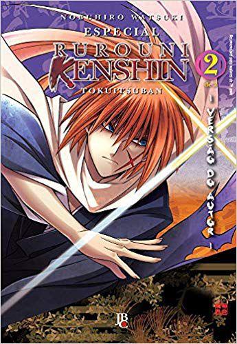 Rurouni Kenshin Especial - Versão Do Autor - Volume 2 - Nobuhiro, Watsuki,