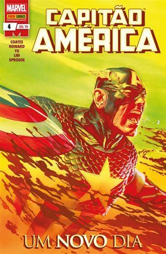 Capitão América: Um Novo Dia - Volume 4