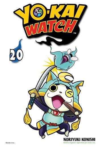 Yo-Kai Watch - Edição 20