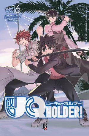 UQ Holder! - Edição 16