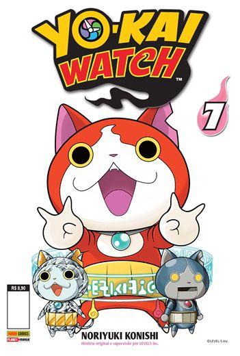 Yo-Kai Watch - Edição 7