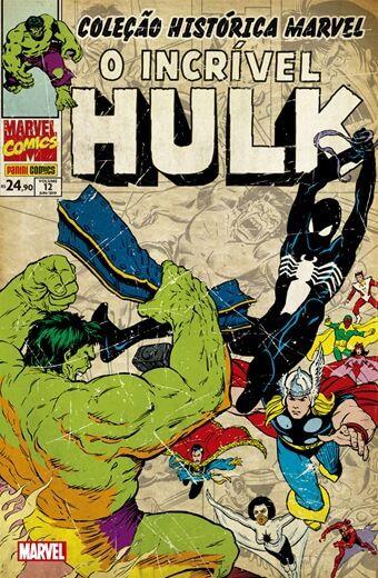 O Incrível Hulk: Volume 12 - Coleção Histórica Marvel