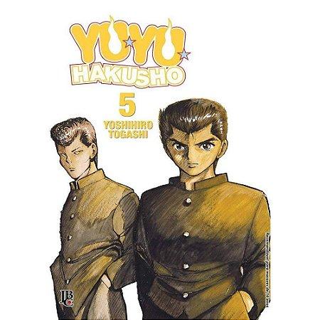Yu Yu Hakusho - Volume 5