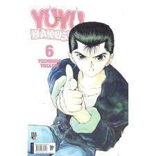 Yu Yu Hakusho - Volume 6