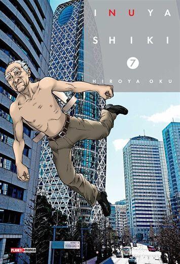 Inuyashiki - Edição 7
