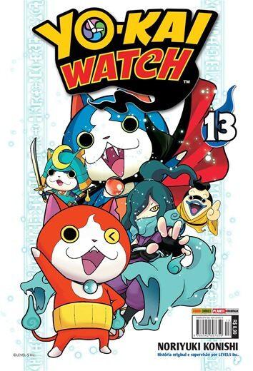 Yo-Kai Watch - Edição 13